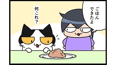 【猫マンガ-23話】違いが分かる猫